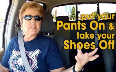 Put Your Pants On & Take Your Shoes Off! (S01E08)