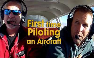 First Time Piloting an Aircraft (S01E12)