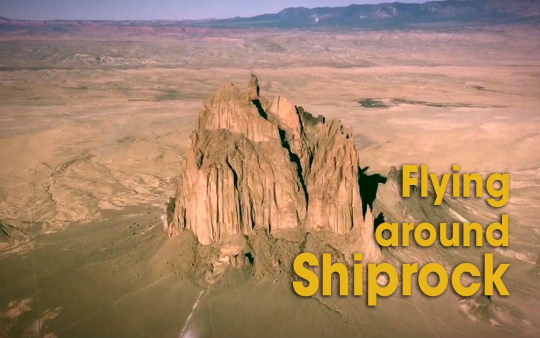 Flying Around Shiprock (S01E12)