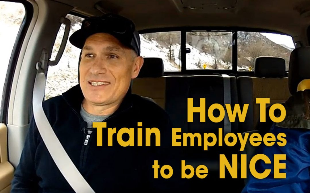 How To Train Employees to be Nice (S02E03)