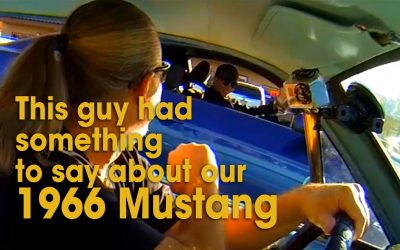 This Guy Had Something to Say About Our 1966 Mustang (S02E01)