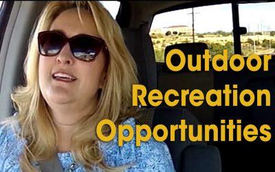 Outdoor Recreation Opportunities