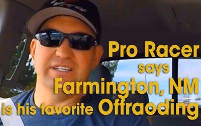 Pro Racer says Farmington, NM is his Favorite Off-Roading (S02E12)