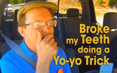Broke my Teeth doing a Yo-yo Trick (S02E08)