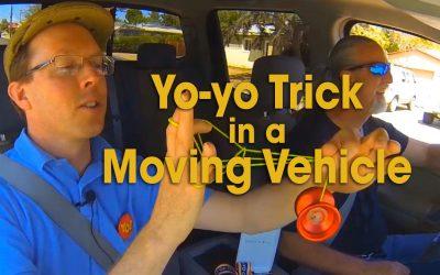 Yo-yo Trick in a Moving Vehicle (S02E08)