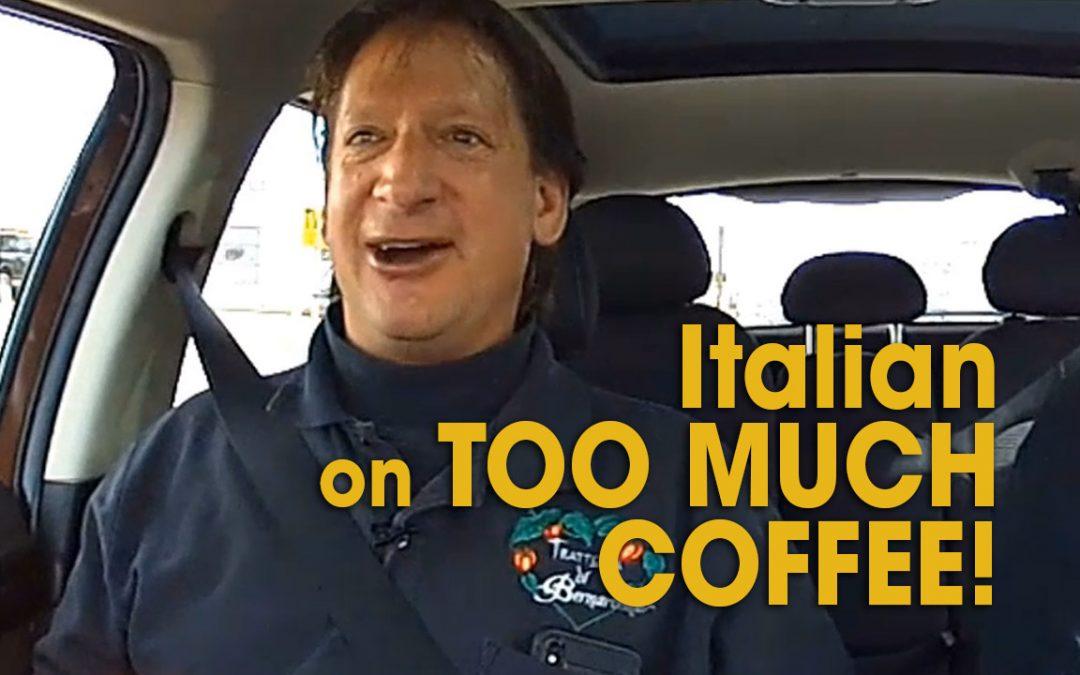 Italian on Too Much Coffee (S02E04)