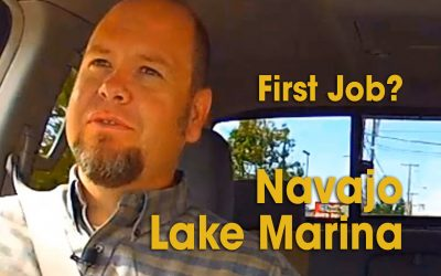 First Job:  Navajo Lake Marina (S02E14)