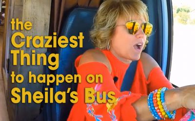 The Craziest thing to happen on Sheila's Bus (S02E09)
