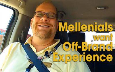 Millennials want Off-Brand Experience (S03E13)