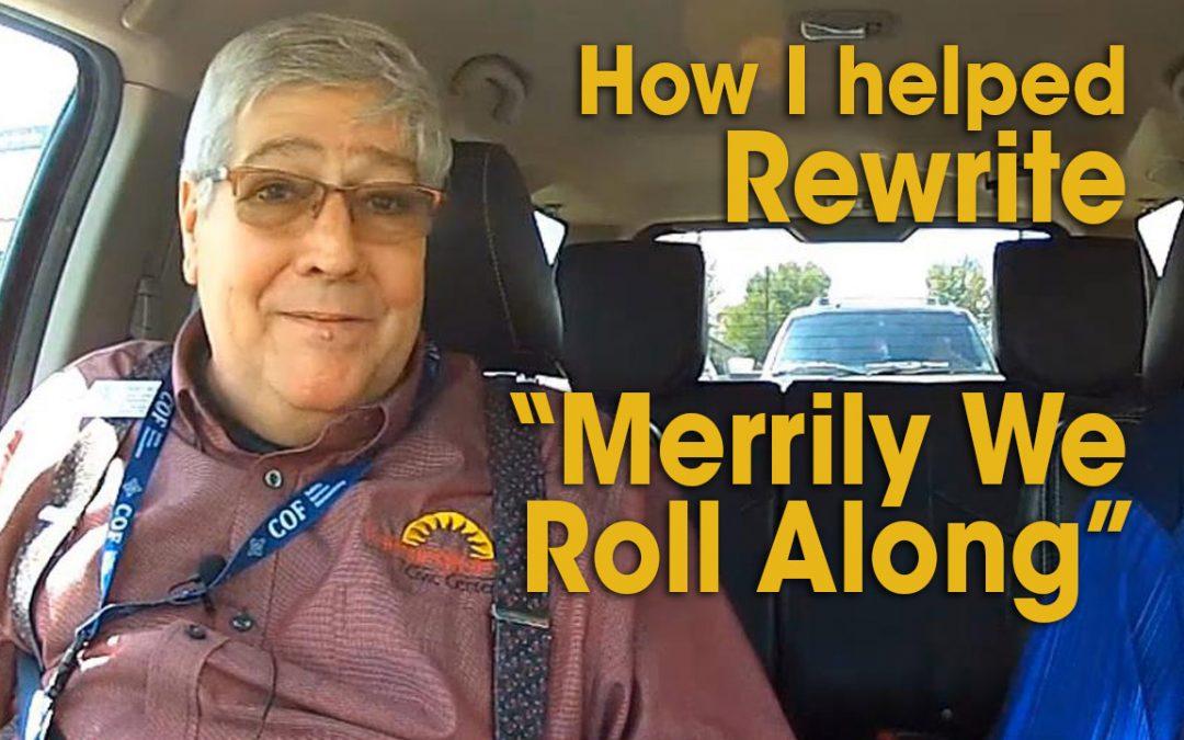 How I Helped Rewrite 'Merrily We Roll Along' (S03E16)