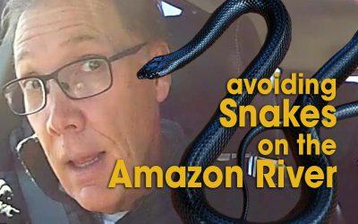 Avoiding Snakes on the Amazon River (S05E03)