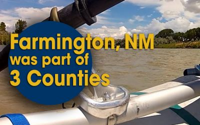 Farmington, NM was part of 3 Counties (S05E12)