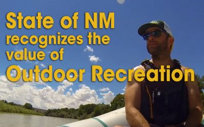 State of NM recognizes the Value of Outdoor Recreation (S05E12)