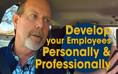 Develop your Employees Personally & Professionally (S05E06)