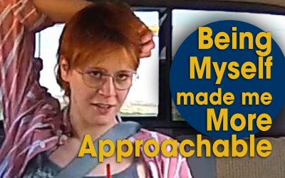 Being Myself made me More Approachable (S05E11)