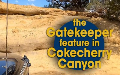 We Crawl the GateKeeper in Chokecherry Canyon (S05E15)