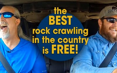 The BEST Rock Crawling in the Country is FREE! (S05E15)