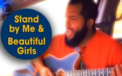 Stand by Me & Beautiful Girls (cover) by Eric Campbell (S05E18)