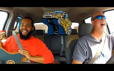S05E18 – Eric Campbell Singing in the Truck